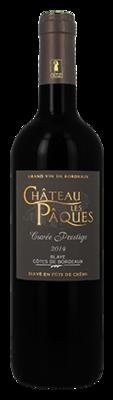AOC Blaye Côtes de Bordeaux 2014 - Cuvée Prestige