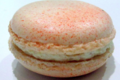 Patrick Migeon, macaron Fleur D'oranger