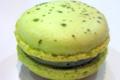 Patrick Migeon, macaron Thé Matcha