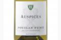 Paul Buisse, Pouilly Fumé Auspices