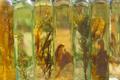 Vinaigre de miel aux salicornes