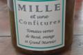 Tomates vertes de Béssé, orange et Grand Marnier