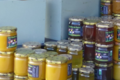 les abeilles de Papae, miel de colza
