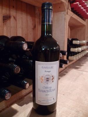 AOP Gaillac Rouge 2014 - Château Bouscaillous -