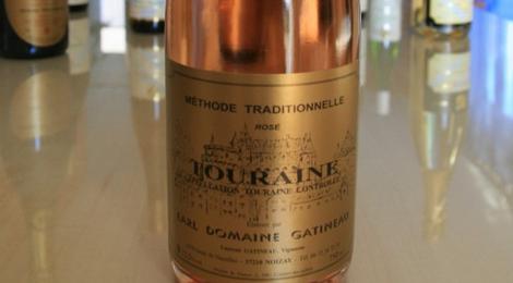 domaine Gatineau, Touraine Rosé Brut