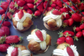 Saint Honoré chantilly aux fraises