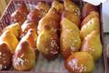 Boulangerie Hamelin, navette aux fruits confits