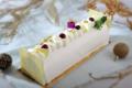 L'Elégante, chocolat-blanc-griottes
