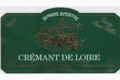 domaine Dutertre, Crémant de Loire blanc