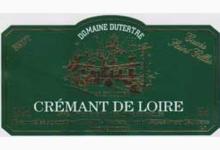 domaine Dutertre,  Crémant de Loire Rosé