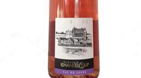 closerie de Chanteloup, Rosé Sec