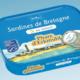 Phare d'Eckmühl,  Sardines au naturel