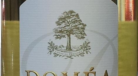 A.O.C Côtes de Bergerac Moelleux Doméa 2014
