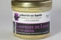 Lamproie de Loire au vin rouge