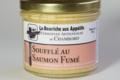Soufflé au saumon fumé