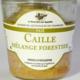 Caille et son mélange Forestier