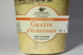 Gratin de queues d'écrevisses