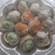 croquilles d'escargot