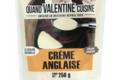 Crème anglaise bio