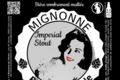 Brasserie de Travarn, Mignonne Imperial Stout