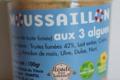 Ferme marine du trieux, Moussaillon aux 3 algues