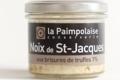 la Paimpolaise, St Jacques à la truffe