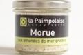 la Paimpolaise, morue aux amandes de mer grillées