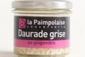 la Paimpolaise,  daurade grise au gingembre