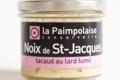 la Paimpolaise, St-Jacques tacaud au lard fumé