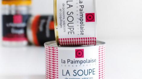 la Paimpolaise, La soupe de poissons, salpicons et coquillages