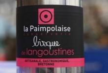 la Paimpolaise, La bisque de langoustines