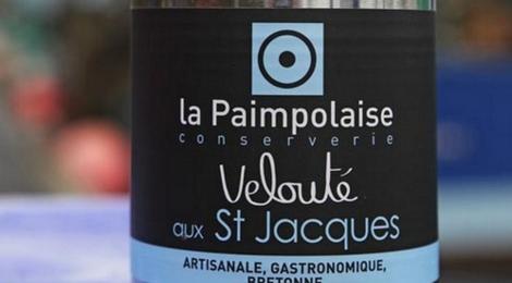 la Paimpolaise, Le velouté de Saint-Jacques