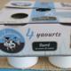 la Lédanaise, yaourts sucrés au sucre de canne