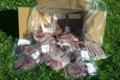 Le colis de boeuf Highland Cattle bio