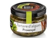 Bord à bord, Tartare d'algues provençal