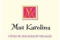 AOP Côtes du Roussillon Villages 2014