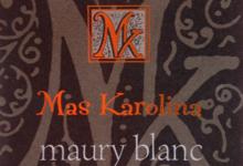 AOP Maury Blanc - Vin Doux Naturel 2011