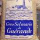 Saline de Lacüestan, gros sel de Guérande