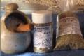 Saline de Lacüestan, fleur de sel aux herbes