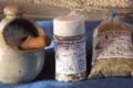 Saline de Lacüestan, fleur de sel pour poisson