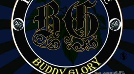 Buddy Glory, Brune, 6.5%