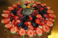 tarte fruits rouges a la reine anne morlaix