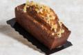 cake au fruits confits à base de farine de riz et de farine de sarrasin
