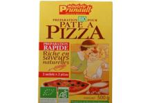 Minoterie Prunault, Pâte à pizza