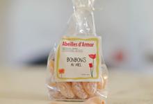 Abeilles d'Armor, bonbons au miel