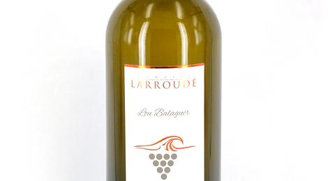Vin blanc sec - Lou Balaguèr 2014