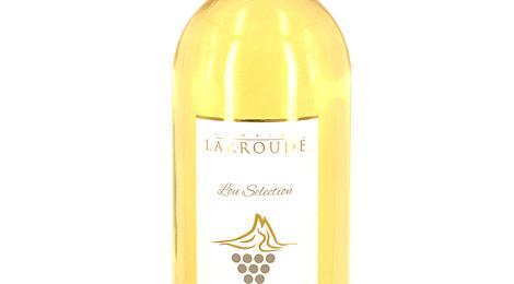 Vin blanc moelleux Jurançon 2014 - cuvée Lou selection
