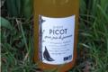 Pe Petit Picot, pur jus de pomme