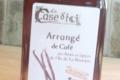 La Case d'ici, arrangé de café