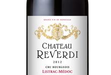 Château REVERDI 2013 Cru Bourgeois Listrac Médoc